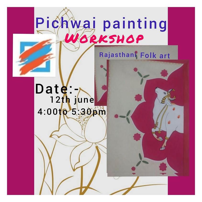 Pichwai Painting Workshop