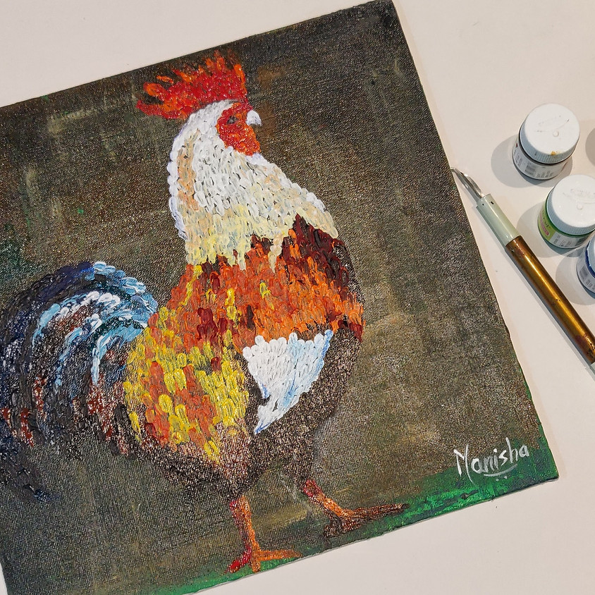 Nib Painting Art Workshop