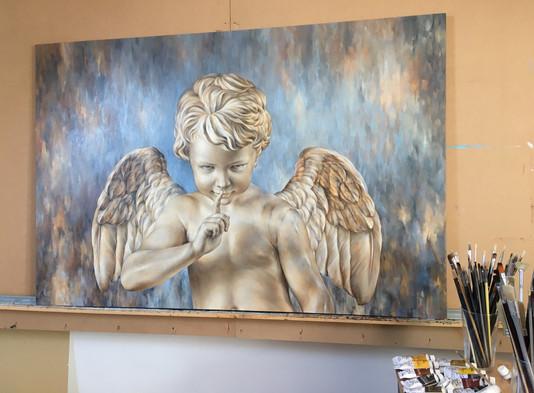 Dina Perejogina Art Update