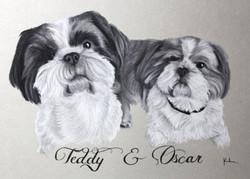 'Teddy and Oscar'