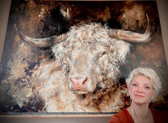 Shining News from Golden Bull