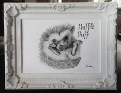 'Huffle Puff'