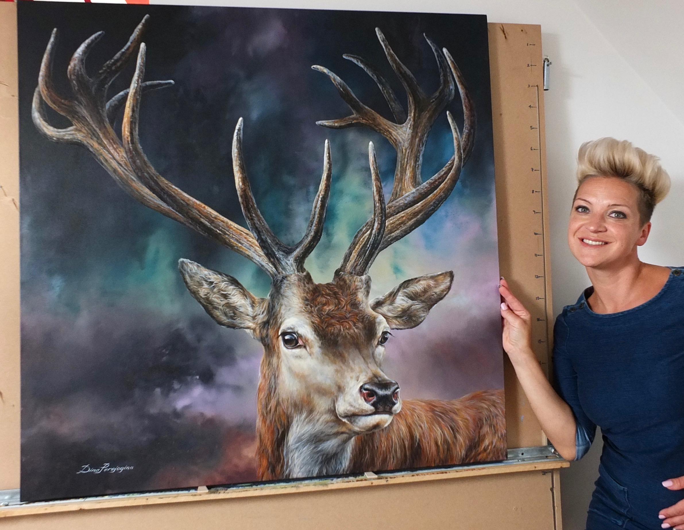 'Radiant Deer'