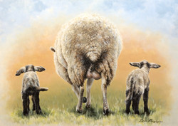 'Ewe Family Time'