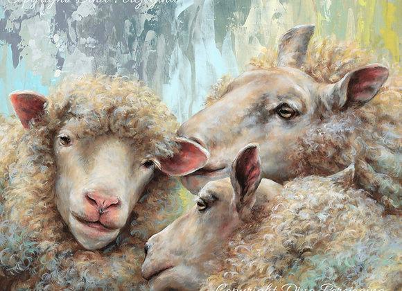 Ewe Listening