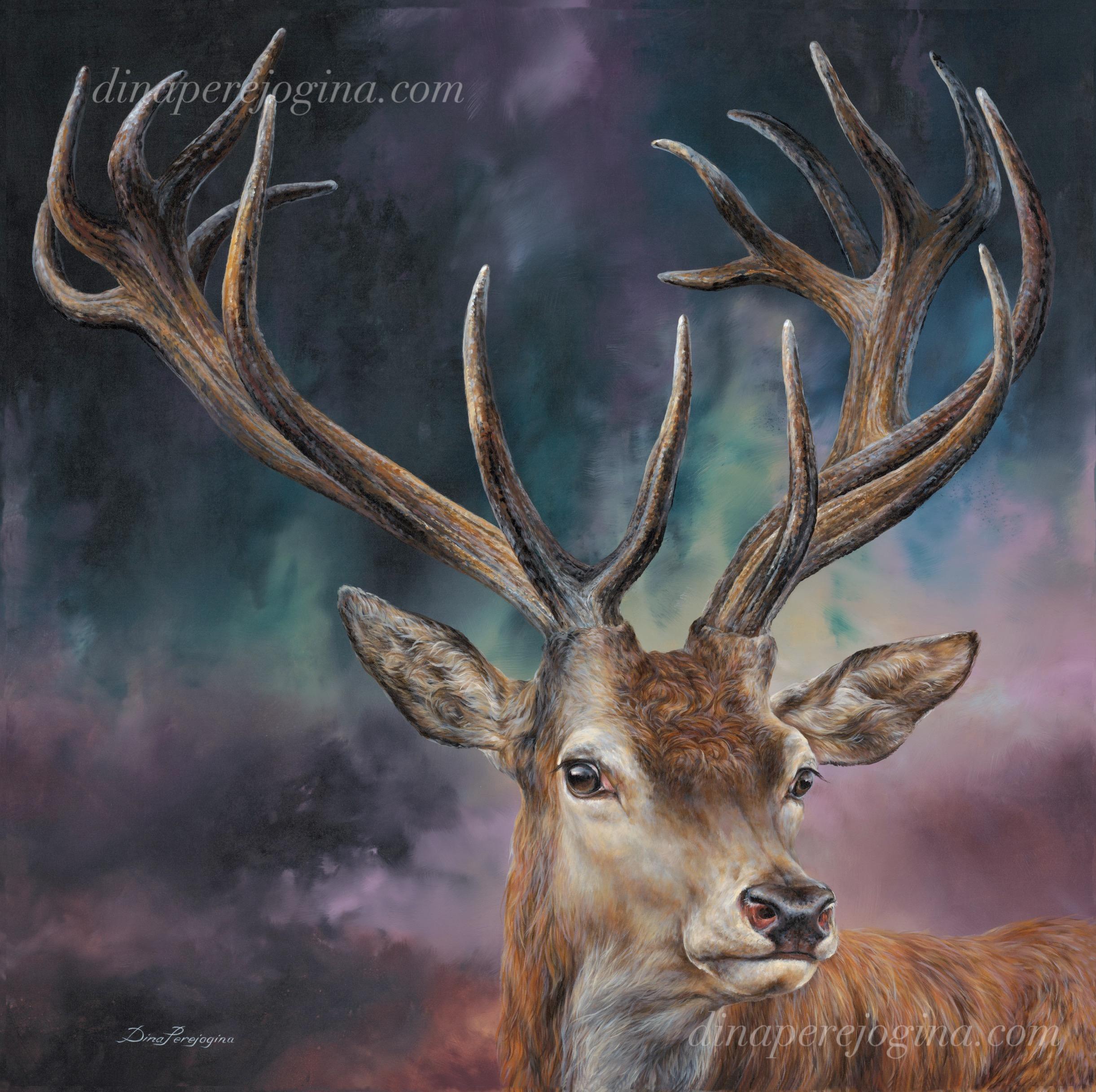 'Raidant Deer'