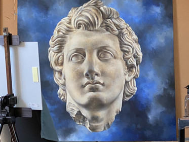 Classical Sculptures Art ~ New Painting
