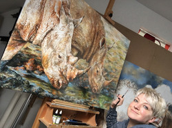 'Rhinos' a work in progress..