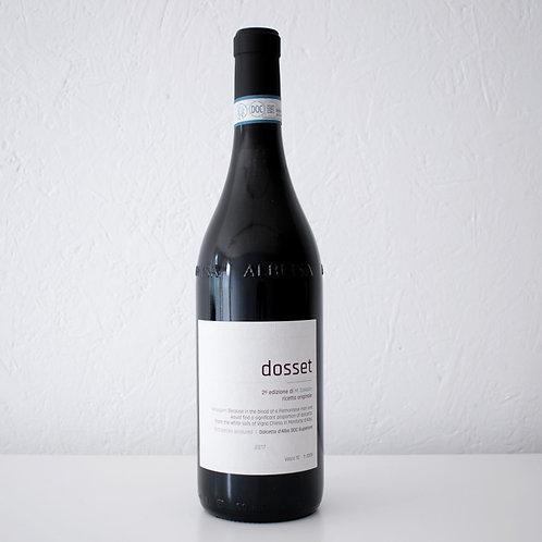 Dolcetto D'Alba 'Dosset' 2017 - Mitch Sokolin