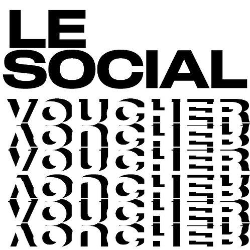 Voucher for Le Social Shop