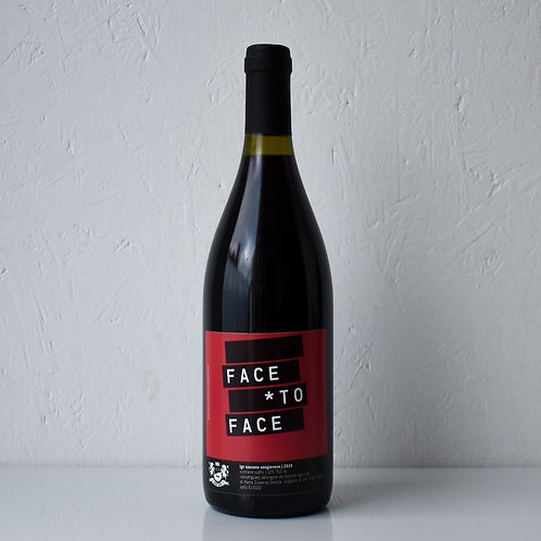 Face to Face Sangiovese