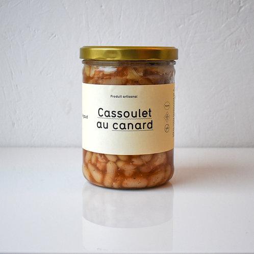 Duck Cassoulet - Maison Argaud