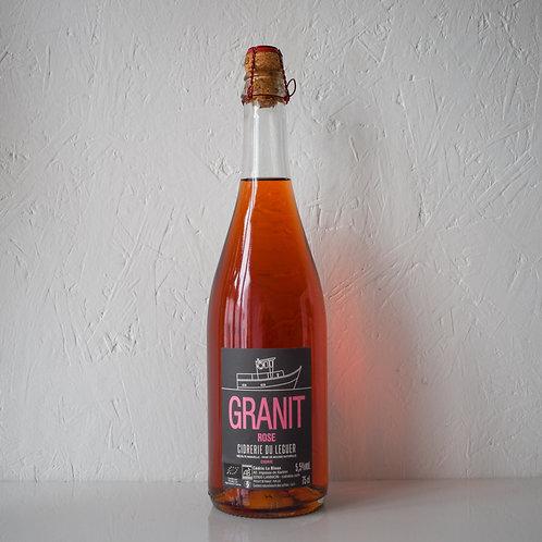 Breton Cider 'Granit Rose' - Cidrerie du Leguer