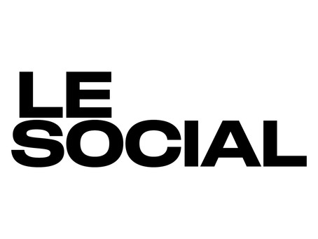 WELCOME TO LE SOCIAL 2.1