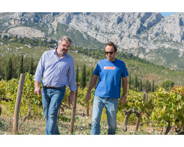 Gregory Hecht & Francois Bannier, H&B, Provence, France