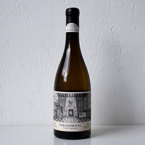 White Rioja Paranormal