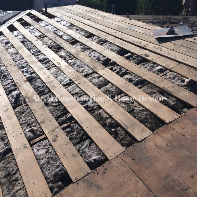 Before - shingles roofing