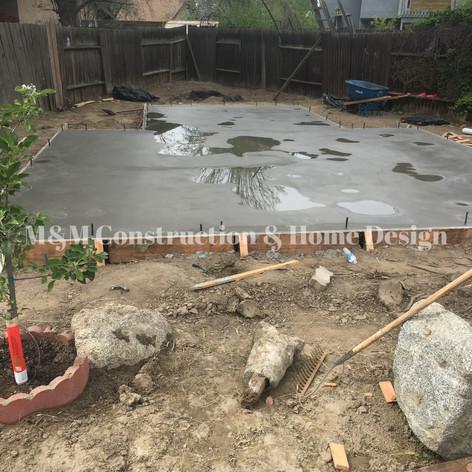 New Construction - Foundation