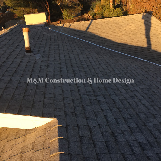 After - Shingles Roofing