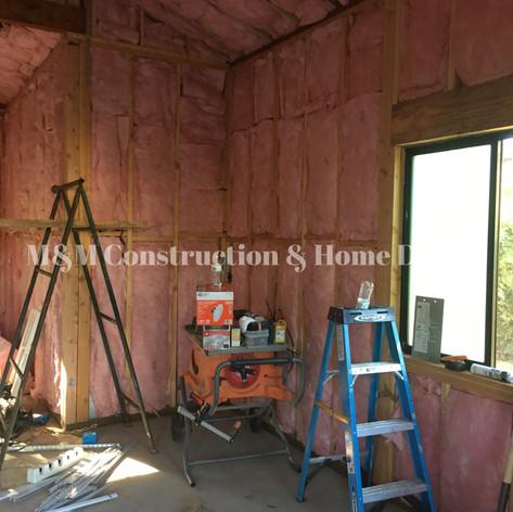 New Construction - Insulation