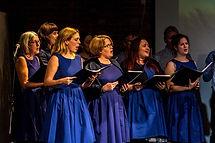 Wall of Sound  choir at Tamesis Dock