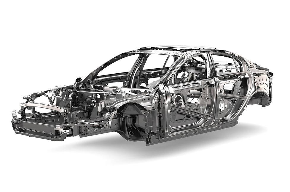 automotive metal pressings