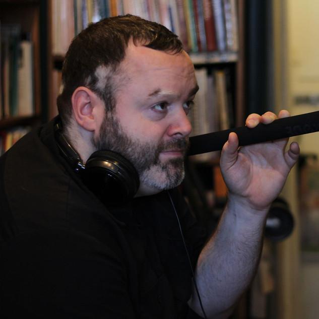 Thomas Vaughan - Sound Mixer