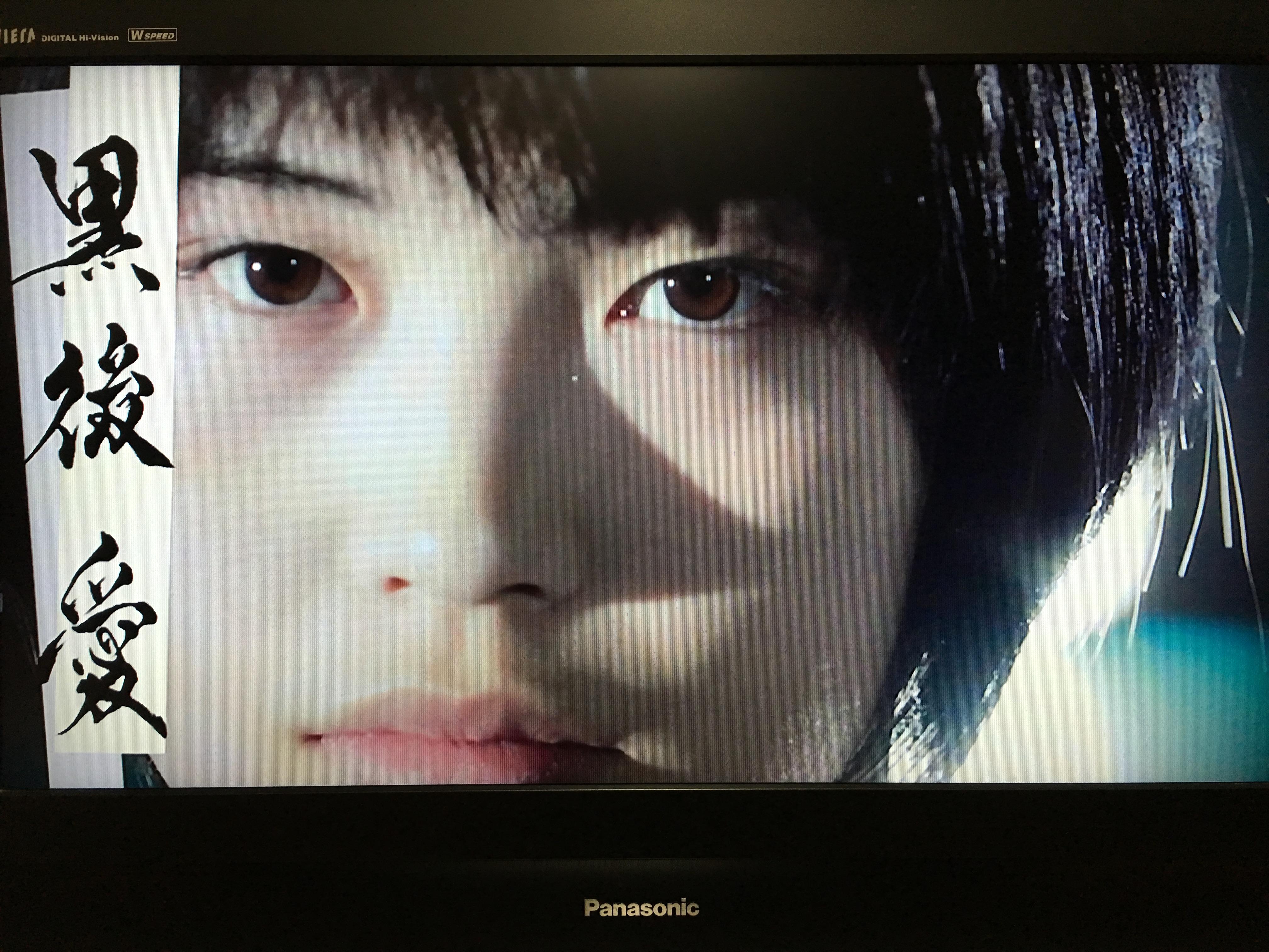TBSテレビ「2018 世界バレー」事前番組使用作品『黒後愛』