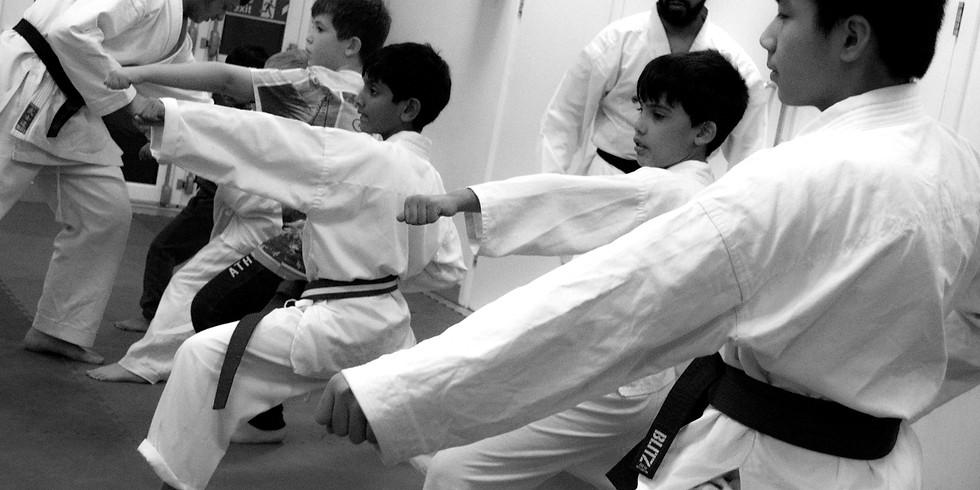 Khalsa Karate Grading