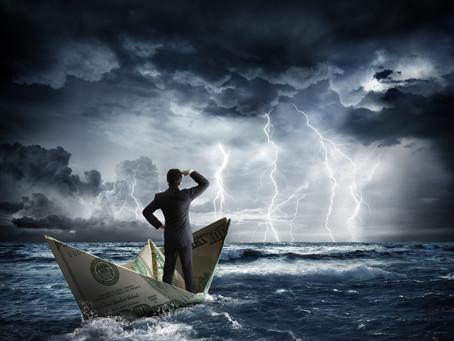 Estamos en una tormenta económica de pronóstico reservado