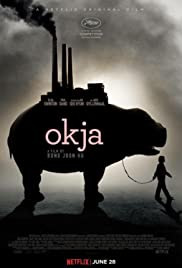 The official poster from Okja movie