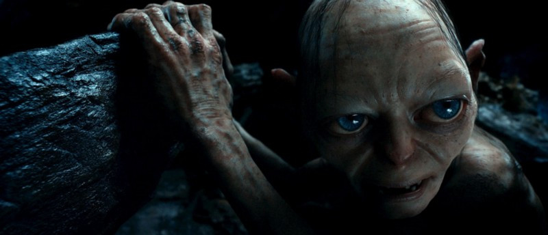 Still frame from The Lord of the Rings movie