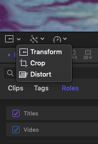 Snapshot for fcpx Timeline with tools