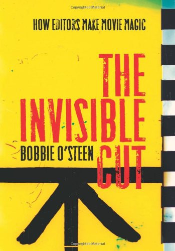 The Invisible Cut by Bobbie O' Steen Book Cover