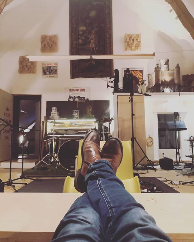 #studio #latelier03 #peinard #teatime #t