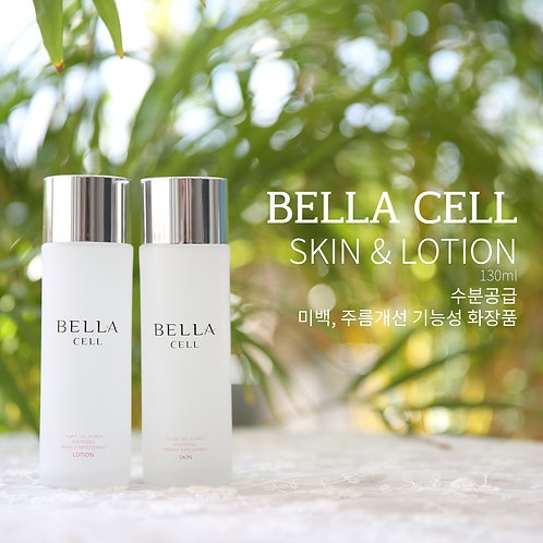 BELLA CELL SKIN & LOTION SET