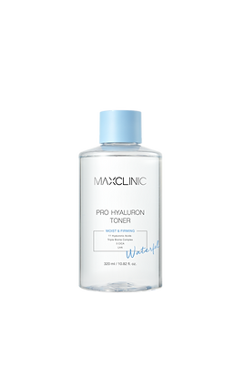MAXCLINIC PRO HYALURON TONER 320ml