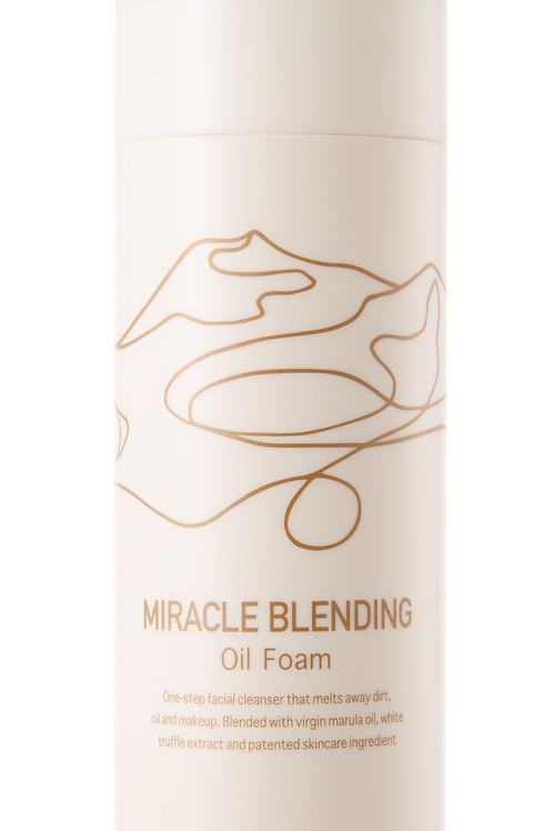 Miracle Blending Oil Foam (110g)