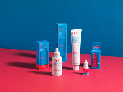 DR DahRuem FULL SET(Ampoule+Cream+Spot Gel)