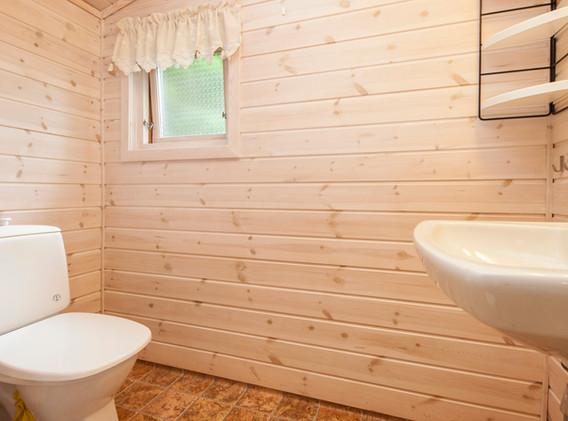 Bjørkeli toalett