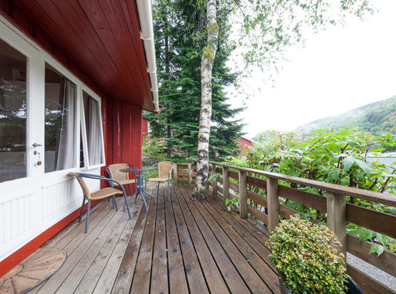 Bjørkeli terrasse