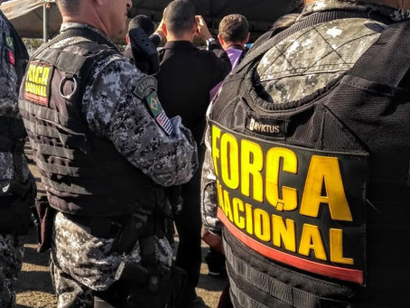 Caucaia será o primeiro município do Brasil a receber Força Nacional