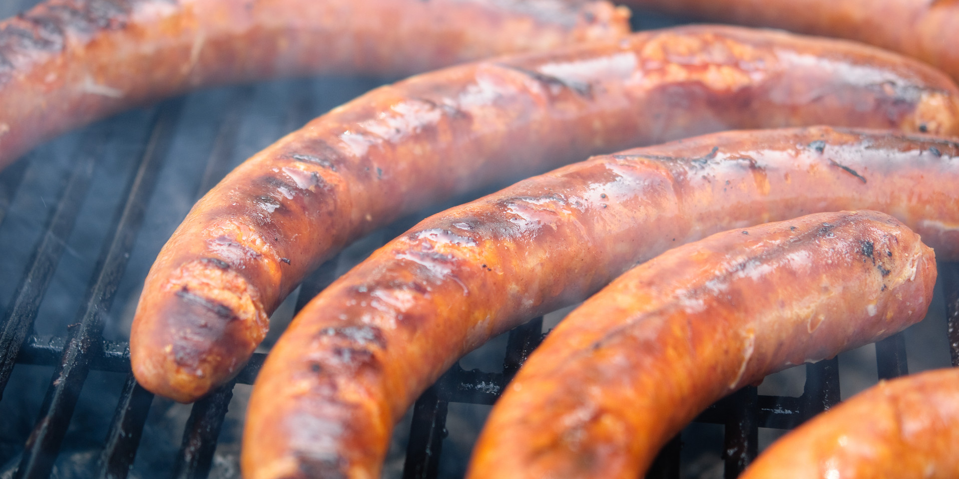 CHARCOAL-GRILLED SAUSAGE
