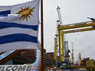 EN AGOSTO CRECIERON 5,45% LAS EXPORTACIONES URUGUAYAS
