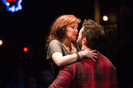 DC Metro Theater Arts Review - Spine: Murder Ballad: Liquor and Love, with Child