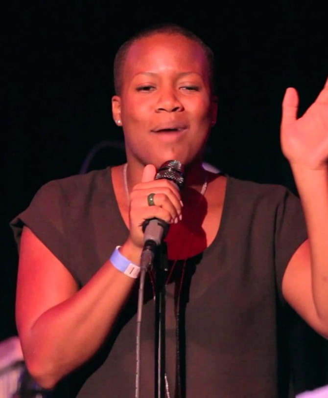STAGE TUBE: Anastacia McCleskey Sings Lyons & Pakchar's 'Not Meant To Be in Love' Fo