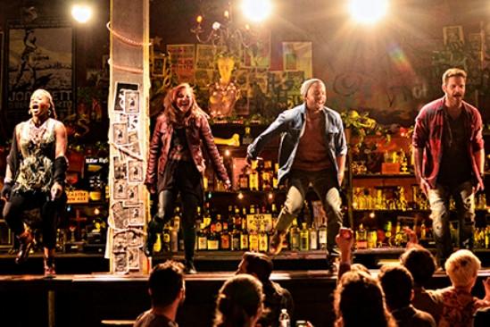 MD Theatre Review: Murder Ballad' at Studio Theatre