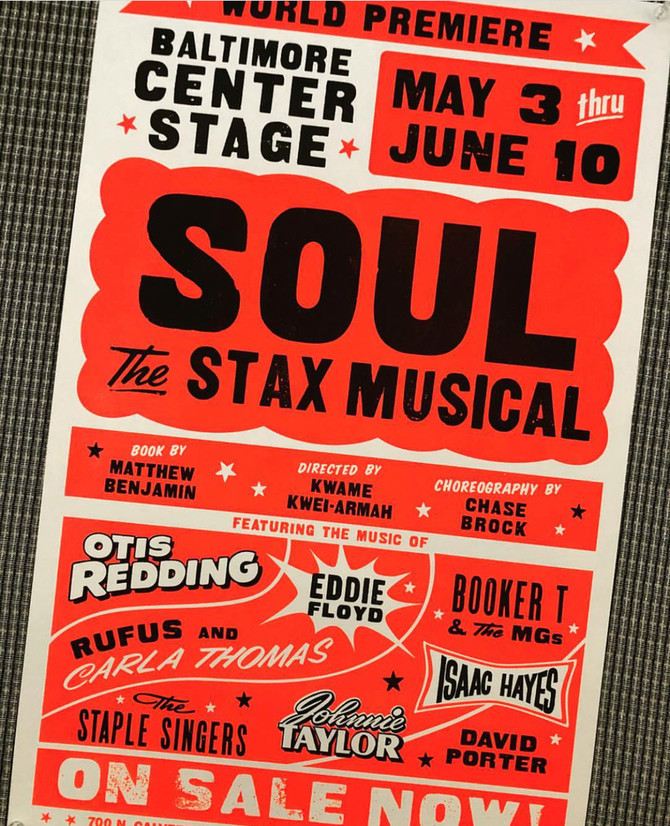 STAX: The Soul Musical