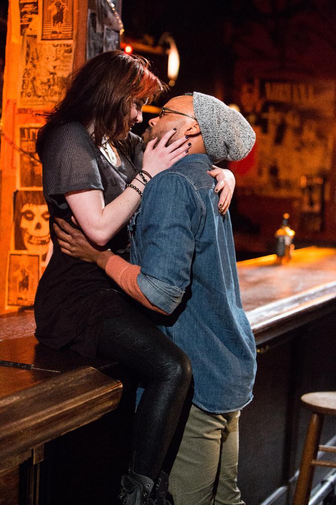 DC Metro Theater Arts Review - 'Murder Ballad' at The Studio Theatre