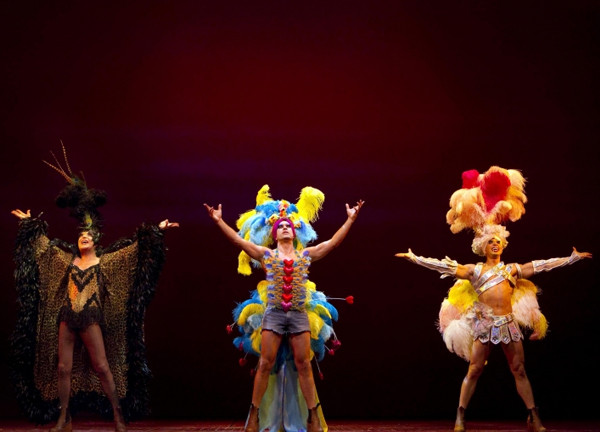 Exeuent Magazine Review - Priscilla Queen of the Desert at Palace Theatre